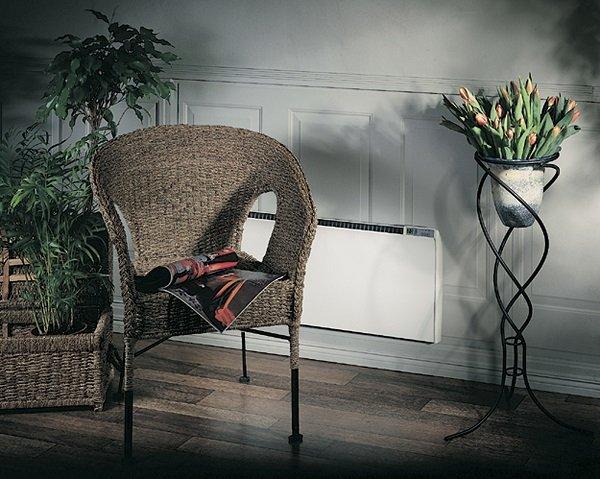 Glamox 3001, električni stenski radiator