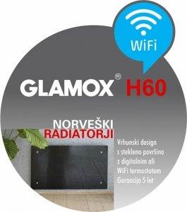 Električni radiatorji Glamox-H60
