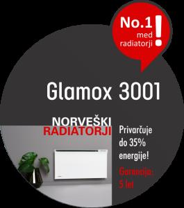 varčni radiatorji Glamox